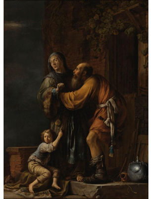 Abraham_Oleading_with_Sarah_on_Behaf_of_Hagar_by_Willem_Bartsius.jpg